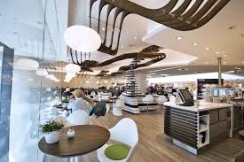 Shape In Interior Design Lovely Games Of Light And Shapes Green Bistro In Germany