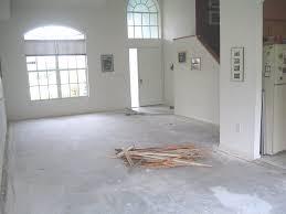interior design cool interior painted concrete floors decor idea