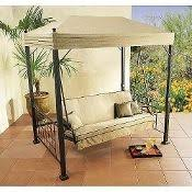 Hampton Bay Palm Canyon Replacement Cushions Home Depot Hampton Bay Sonoma Sydney Palm Canyon Swing With