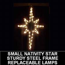 Outdoor Hanging Christmas Decorations Lighted Outdoor Decorations Lighted Star Decorations