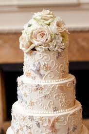 tiered wedding cakes dulce desserts nashville tn wedding cakes