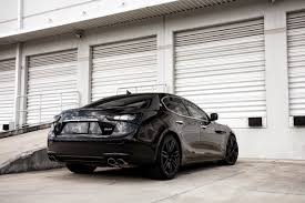 maserati hypercar exclusive motoring maserati ghibli on oem wheels hypercars le
