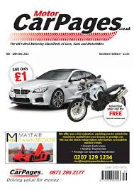motor car pages southern 5th december 2013 by loot issuu