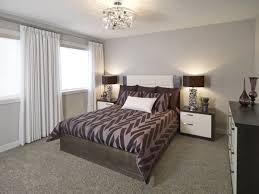 Bedroom Light Attractive Modern Bedroom Light Fixtures Above Geometric Pattern