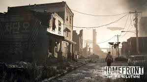 amazon com homefront the revolution playstation 4 square enix