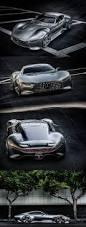 lexus lc 500 dane techniczne mercedes benz amg vision gran turismo concept cars pinterest
