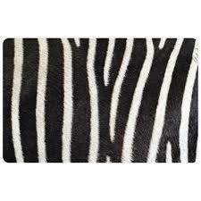 Zebra Kitchen Rug Buy Black White Kitchen Rug From Bed Bath U0026 Beyond
