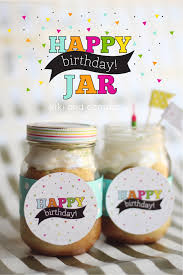 happy birthday jar free printable kiki u0026 company