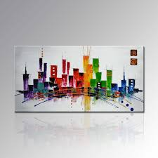 Home Decoration Accessories Wall Art Simple Canvas Abstract Wall Art Loversiq