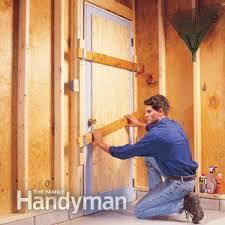 Security Garage Door by Garage Security A Burglarproof Door Family Handyman