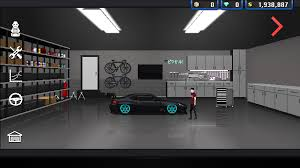 How Big Is A 3 Car Garage by Pixel Car Racer Android Apps On Google Play