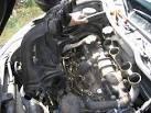Photoreportage (bougies de préchauffage 1,9d) - Peugeot 206 / 207 ...