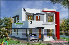 1690 sq ft low budget modern home kerala home design and floor plans