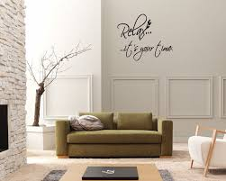 Motivational Wall Quotes For Family Rooms With Green Sofa And - Family room wall quotes