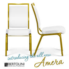 Stacking Banquet Chairs Bertolini Hd Introduces The All New Amera Banquet Chair Stack