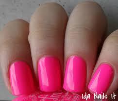 ida nails it fair maiden polish the rainbow brights collection