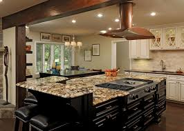Large Kitchen With Island Ceiling Marvelous Island Vent Hood For Attractive Kitchen
