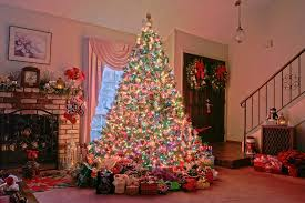 best decorated trees or by tree decorating