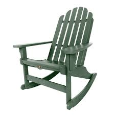 Outdoor Rocking Chairs Rocking Chair Shop Durawood Essential Adirondack Rockers On Sale