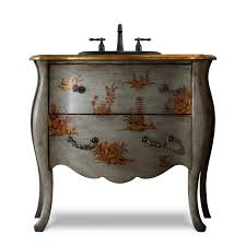 Vanity Company Hannah 37 Inch Chest Bathroom Vanity By Cole U0026 Co Designer Series