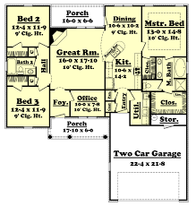 first class 1700 square foot house floor plans 2 country plan with