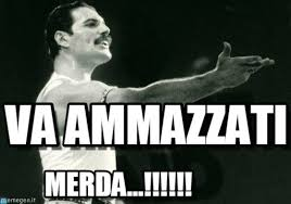 Freddie Mercury Meme - va ammazzati freddie mercury meme on memegen