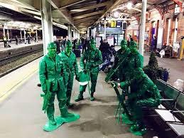 Army Men Halloween Costume Night U0027s Halloween Costumes 1 Mesmerizing Universe