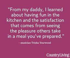 country and bestselling cookbook author trisha yearwood