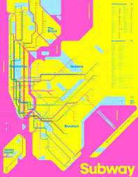 Brooklyn Subway Map by Shop U2014 Triboro