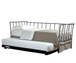modern daybed modern daybed with trundle contemporary iron daybed with trundle