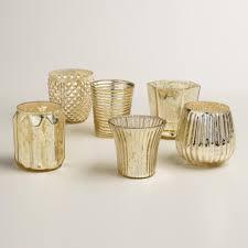 mercury glass votive candle holders bulk doherty house antique