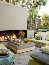 Backyard Fireplaces Ideas Inviting Outdoor Fireplaces Omg Lifestyle Bog