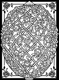 complex easter coloring pages amazing coloring complex easter