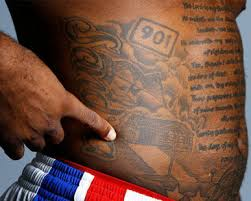 guess the pistons player by their tattoos detroit bad boys