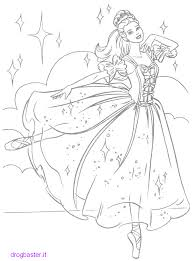 ballerina cat coloring pages alltoys