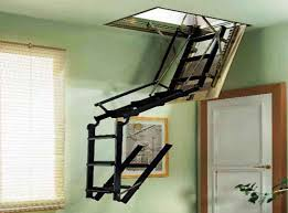 residential garage attic ladders simple methods to locate and