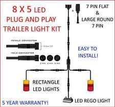 trailer lights ebay