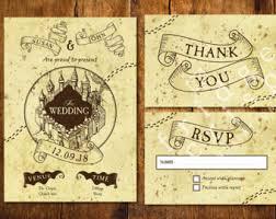 harry potter wedding invitations marauder s map style wedding invitation wedding harry