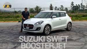 suzuki swift 2018 boosterjet que da vida youtube