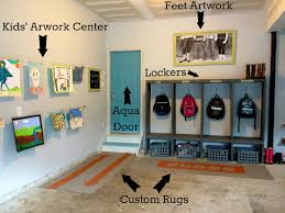 mudroom plans designs diy garage mudroom makeover for the real family