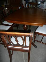 Top  Best Mahogany Dining Table Ideas On Pinterest Minimalist - Dining room chairs overstock