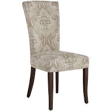 adelaide gray medallion dining chair brown brown dining chairs