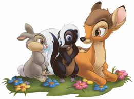 pitchers thumper arthur u0027s free bambi clipart 1 disney
