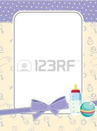 baby frame with toys royalty free cliparts vectors and stock