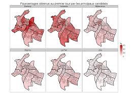 r駸ultats par bureau de vote résultats et classification des bureaux de vote de lyon d après