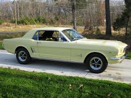 66 mustang gt 289 hypo 1966 mustang coupe 289 4b auto