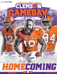 home depot black friday ad 2016 29678 2016 nc state football gameday program by clemson tigers issuu