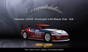 red nissan 350z modified nissan 350z concept lm race car gran turismo wiki fandom
