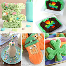 fun food ideas for your st patrick u0027s day celebration party