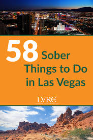Las Vegas Zip Code Map 58 Sober Things To Do In Las Vegas A List For Locals